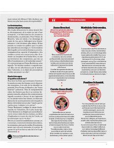 Des femmes au sommet de l'entreprise pour le meilleur… et le meilleur?