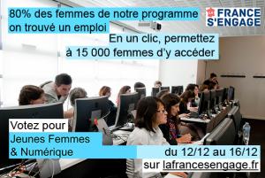 #JeunesFemmesetNumerique