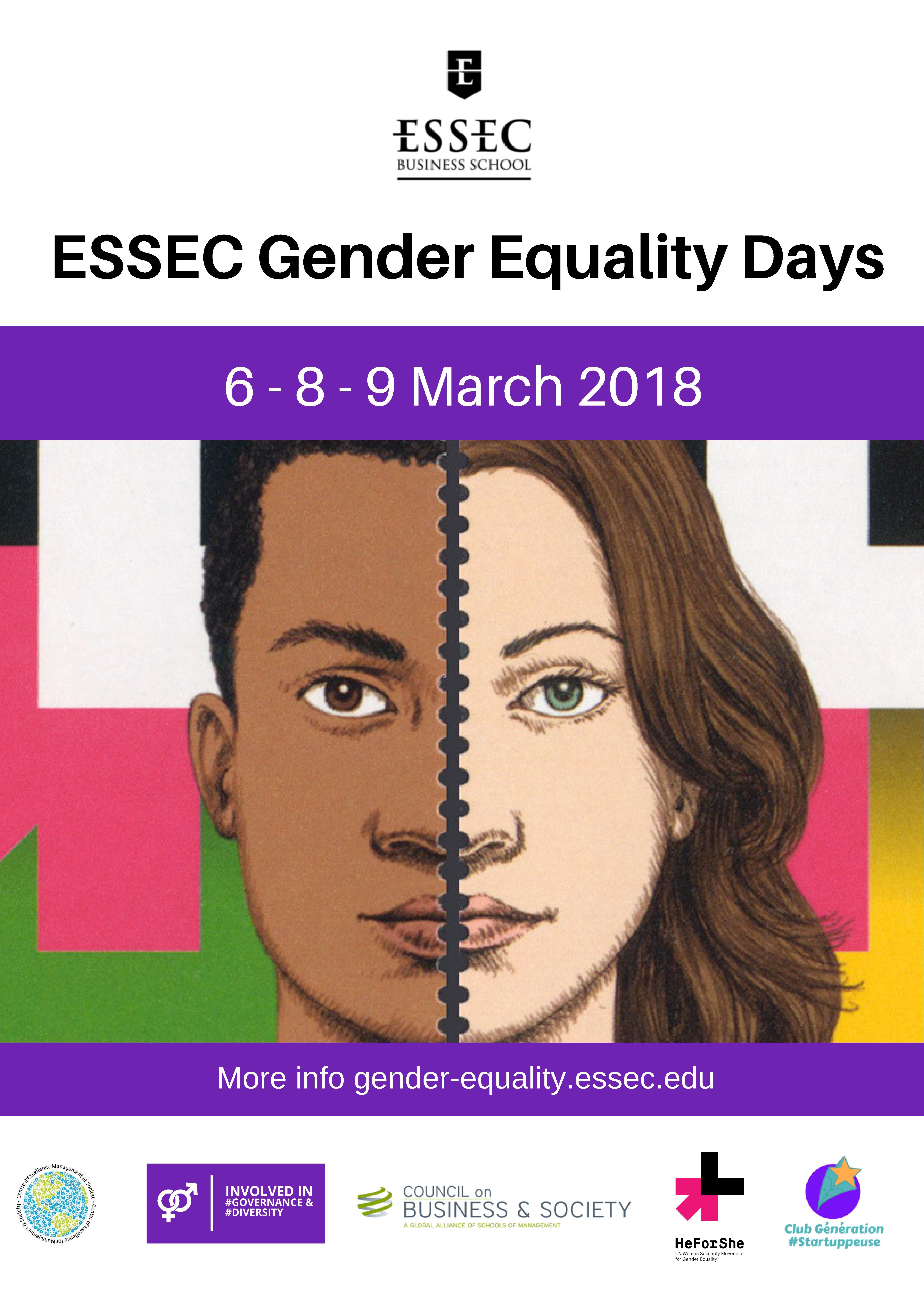 ESSEC GENDER DAYS – 6 mars RESEARCH